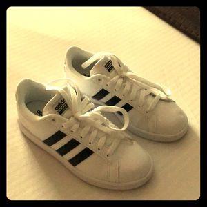 70cca0c689 Women Adidas Shoes For Girls on Poshmark